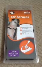 PETS AT HOME CAR HARNESS  LARGE   chest 76-88cm