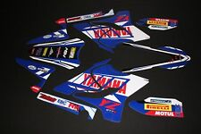Yamaha YZ 125-250 2006-2014 Cycra Powerflow MX Graphics Sticker Kit Stickers