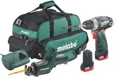 Metabo Maschinen Set 10,8V Akku Combo Set 2.4 BS Basic + ASE 602264500 60080500
