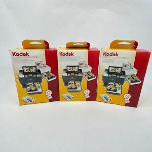 3 New Kodak G200 Color Cartridge Photo Paper Kits For G600 G610 Printer Dock