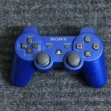 Sony Playstation 3 Dualshock 3 Wireless Controller Blue Official OEM PS3