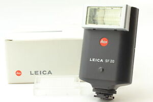 [ MINT in Box ] Leica SF 20 Shoe Mount Flash for M6 TTL R8 From JAPAN