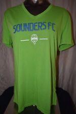 adidas MLS Womens Seattle Sounders FC Soccer Shirt NWT $30 2XL