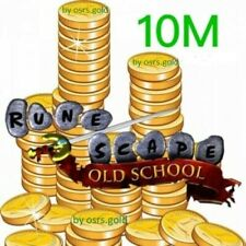 10M OldSchool Runescape Gold💰 OSRS GP🏆USA Seller🗽Fast Delivery🚛CHEAPEST✔️