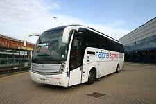 National Express liveried 922 FJ11GNX Excelsior 6x4 Quality Bus Photo