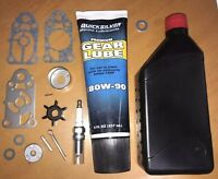 Mercury 2.5HP 3.5HP 4-Stroke Outboard Full Service Kit including Impeller & Oils