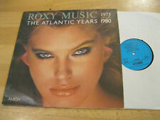 LP Roxy Music The Atlantic Years 1973 -1980 Vinyl Amiga DDR 8 56 099