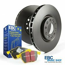 EBC Front YellowStuff Pad & Standard Disc Kit PD03KF606
