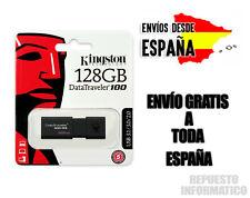 Pendrive Kingston USB 128GB 3.0 - 3.1 - Nuevo