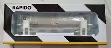 RAPIDO 1/87 HO PROCOR ( UNPX ) 3800 CU. FT. CYLINDRICAL HOPPER  RD # 121425 F/S