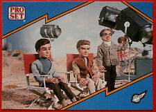 Thunderbirds PRO SET - Card #081 - Martian Invasion - Pro Set Inc 1992