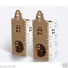 Cat Activity Centre Kitten Cardboard Play Boxes Toy Box Card Tunnel Cats Kittens