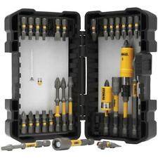 Dewalt Impact Driver Screwdriver Bit Set 31 Piece Power Tool Driving Bits Kit