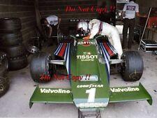 Andretti Martini Lotus 80 Francés Grand Prix 1979 fotografía 1