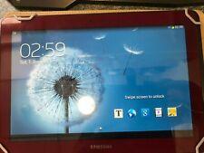 Samsung Galaxy Tab 2 GT-P5110 16GB Wi-Fi 10.1inch - Red
