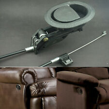 RECLINER SOFA CHAIR HARD PLASTIC CUP HANDLE LEVER TRIGGER LEVER WITH CABLE