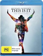 Michael Jackson's - This Is It (Blu-ray, 2010)