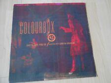 "Colourbox Feat Lorita Grahame Baby I Love You So  1986 12"" 4AD "
