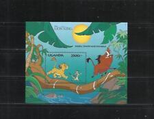 UGANDA. Año: 1994. Tema: WALT DISNEY.