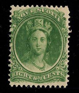#11 Nova-Scotia Canada mint never hinged  well centered