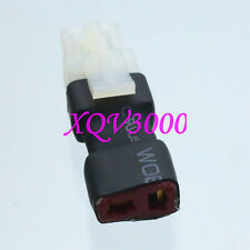 Direct connect: T-plug Deans Female to Tamiya Male Adapter fr Rc Power Supply