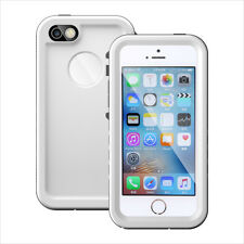 Waterproof Case For iPhone SE 5 5S 5SE Dust-Proof Snow-Proof Shock-Proof