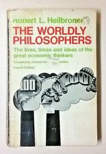 Robert Heilbroner (1972 PB Book) Worldly Philosophers Great Economic Thinkers