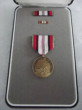 (A20-097) US Orden Afghanistan Campaign Medal  im Set