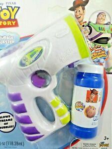 Toy Story Bubble Blaster   Disney PIXAR   Blows Streams of Bubbles