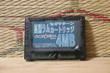 Expand 4MB Ram Cartridge Sega Official Sega Saturn SS Japan VG!