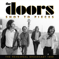 THE DOORS New Sealed 2018 UNRELEASED LIVE 1969 REHEARSAL CONCERT CD