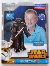 "NEW NIP Star Wars 12"" Poseable Paper Craft Character Darth Vader"