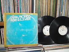 FRANK ZAPPA - Mothers Roxy & Elsewhere KOREA 2 LP set Blue CVR