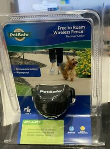 PetSafe Free to Roam Wireless Fence Receiver Collar PIF00-15002 sealed NEW