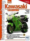 Repair Manual Guide Kawasaki Zx 12 R 2000, 2001 & 2002