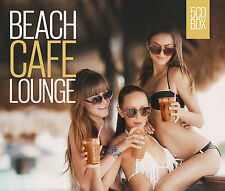 CD Beach Cafe Lounge d'Artistes divers 5CDs