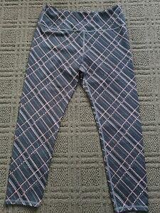 Women's Cotton On Body Active Wear Leggings 3/4 Size XL