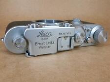 Leitz Leica III Chrome Body 1939