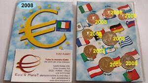 2008 IRLANDA 8 monete 3,88 EURO fdc irlande irland ireland Eire 爱尔兰 Ирландия