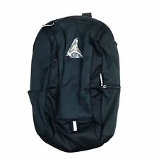 75c91f2c07 Nike Air Jordan Cat Backpack School Gym Book Laptop Bag Black Gold 9A1748  023