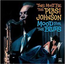Plas Johnson: This Must Be The Plas! + Mood For The Blues + Bonus Tracks