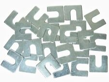 "Dodge Truck Body Shims- 1/16"" Thick- 3/8"" Slot- 24 shims- #398T"