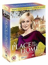 A Place to Call Home: Season Series 1, 2, 3 & 4 DVD Box Set New & Sealed R4