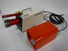 USED SCHLEUNIGER CT25 PNEUMATIC CRIMPING TOOL L5