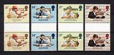1g16/GB 1984-mi 1008/11 ZS-British Council - ** - M € 9,00