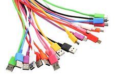 Cable Cargador Micro USB V8 Carga y Datos Para Smartphones Compatibles Universal