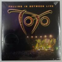 Toto – Falling In Between Live - Numbered 3 LP Vinyl Record - NEW Sealed -