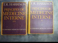 Principes de médecine interne harrison complet 2 tomes
