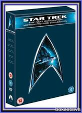 STAR TREK -THE NEXT GENERATION MOVIE COLLECTION **BRAND NEW DVD**
