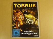 DVD / TOBRUK ( 2. WELTKRIEG - LIBYEN 1941 )